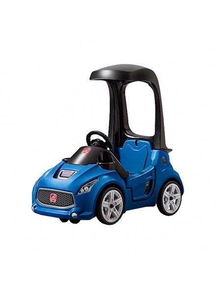 Carrito Step 2 Coupe Turbo - Azul  - 1