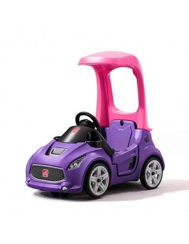 Carrito Step 2 Coupe Turbo - Lila  - 1