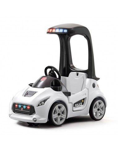 Carrito Step 2 Coupe Turbo - Policia  - 1