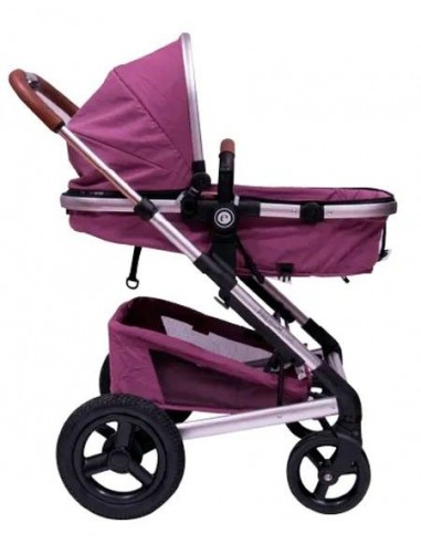 Coche Ebaby Luve Deluxe - Lila