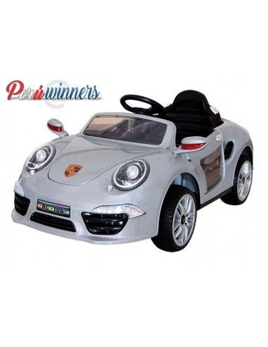 Carro a bateria Porsche - Plomo