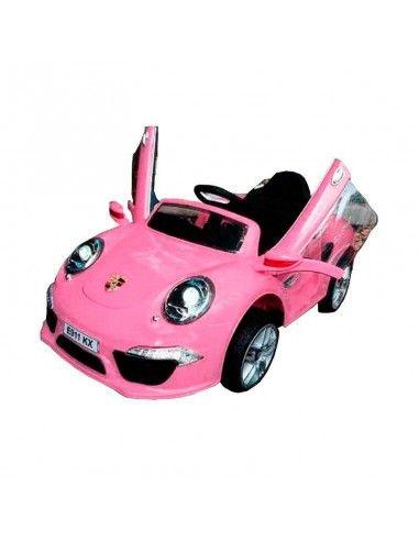 Porsche 911 Stylus - Fucsia