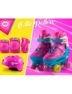 Patines Ollie regulables de 30 a 33