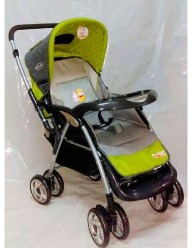 Coche cuna Royal Baby - Verde